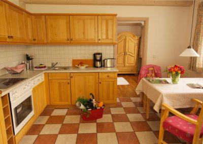 Whg.2+3, Küche