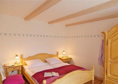 Whg. 2+3 Schlafzimmer